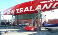 New Zealand twin keel