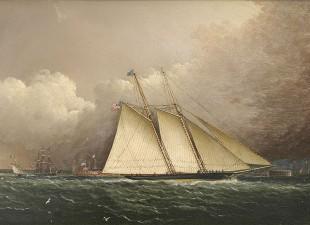 1851, la prima volta