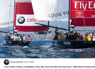 Tre barche a quattro punti