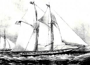 1871 Prima match race