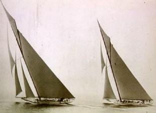 Nel 1920 il vincitore è Resolute