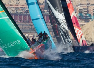 Al via la Volvo Race