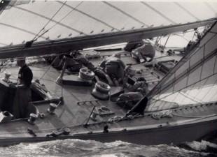 Nel 1958 il 12 metri S.I Columbia