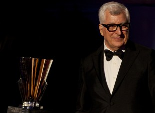 Bertelli nella Hall of Fame