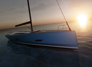 The Fifty by Eleva Yachts